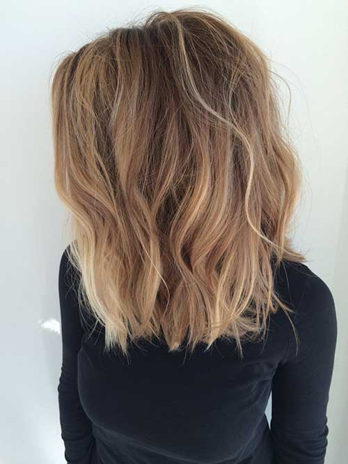 Best Hairstyle for Wavy Hair-13