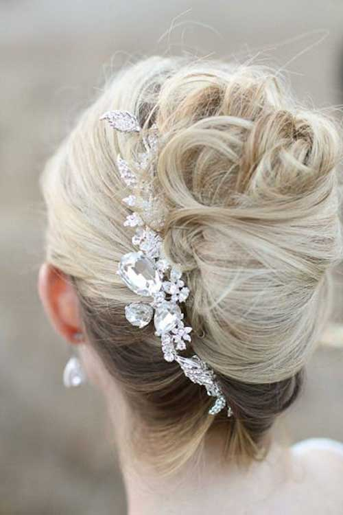Wedding Hair Styles for Long Hair-13