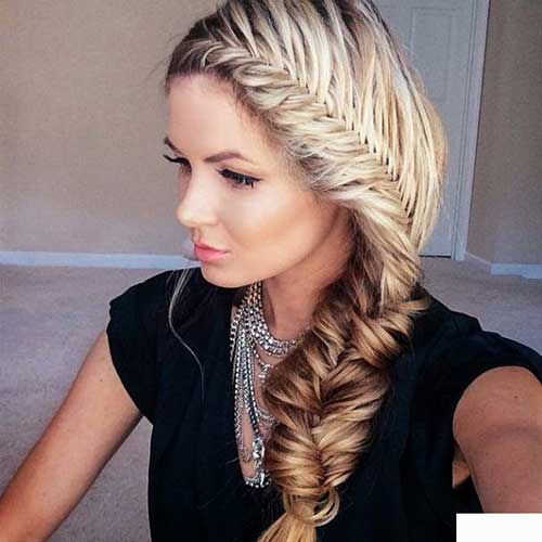 Fishtail Braids Hairstyles-14