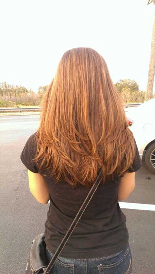 layered haircuts back view layered haircuts 2015 back view hair color ideas 2329