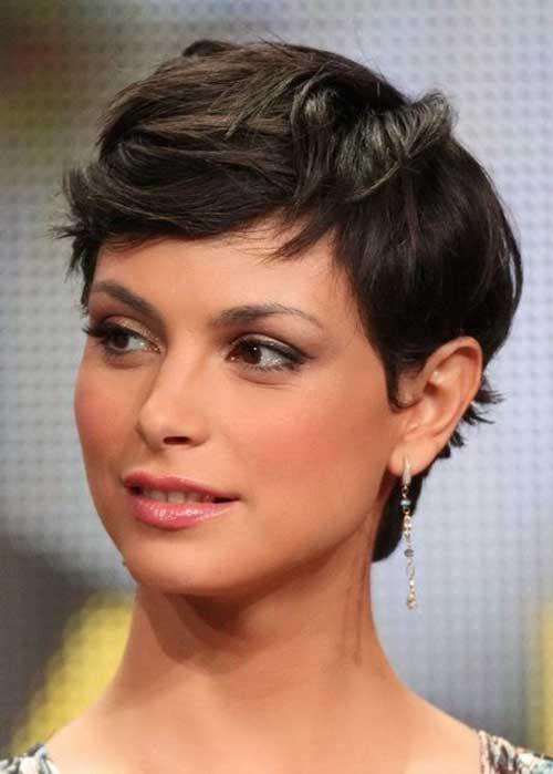 Long Pixie Haircut for Thick Hair-14