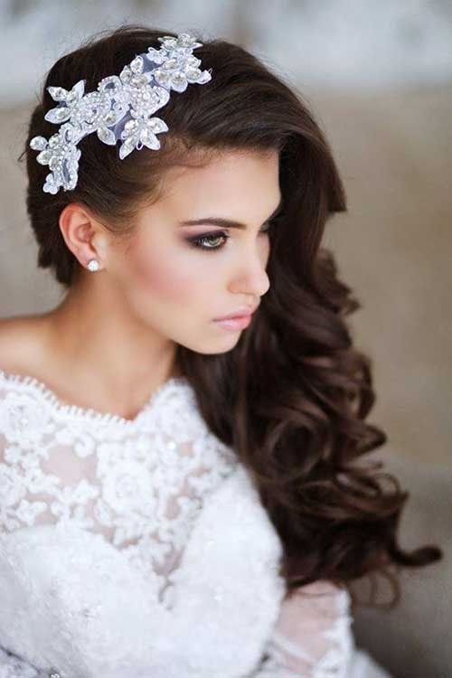 Wedding Hair Styles for Long Hair-14