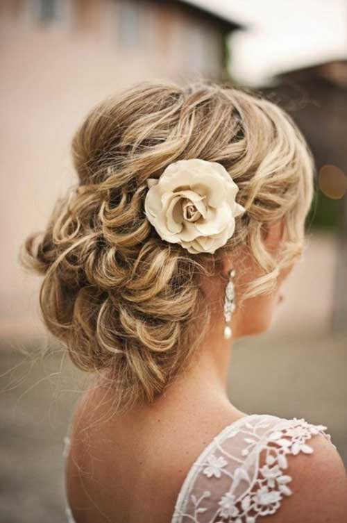 Wedding Hair Styles for Long Hair-16