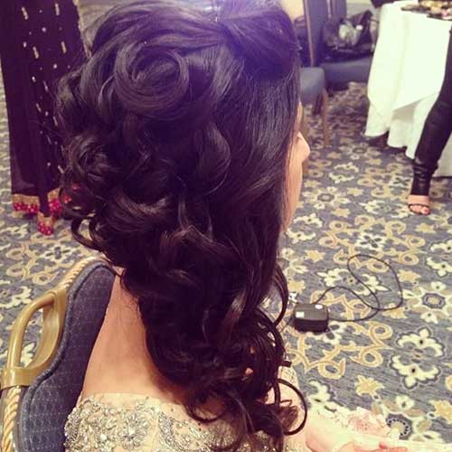 Wedding Hair Styles for Long Hair-17