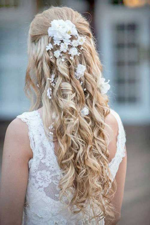 Wedding Hair Styles for Long Hair-18
