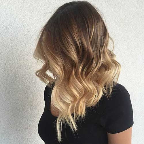 Best Hairstyle for Wavy Hair-19