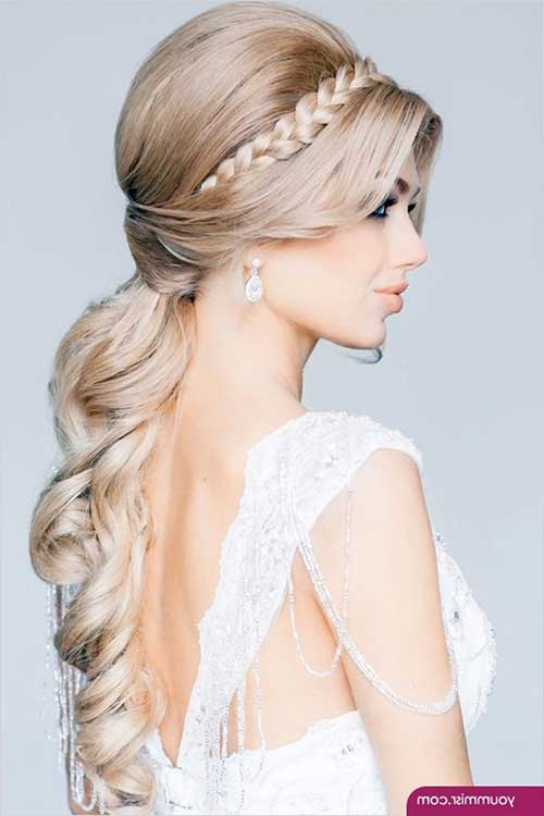 Wedding Hair Styles for Long Hair-22