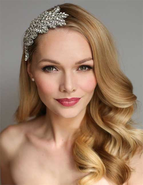 Wedding Hair Styles for Long Hair-23