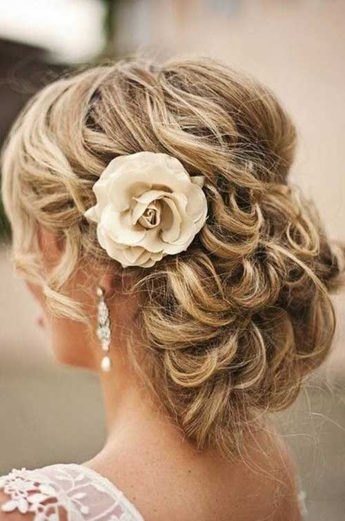 Wedding Hair Styles for Long Hair-24