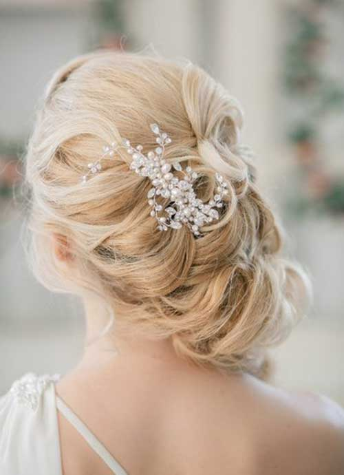Wedding Hair Styles for Long Hair-25