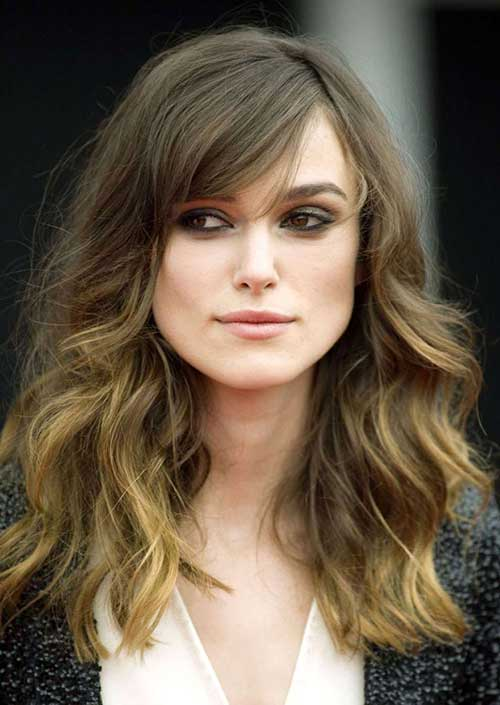 Best Hairstyle for Wavy Hair-6