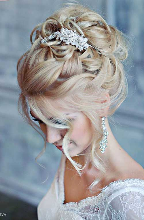Wedding Hair Styles for Long Hair-6