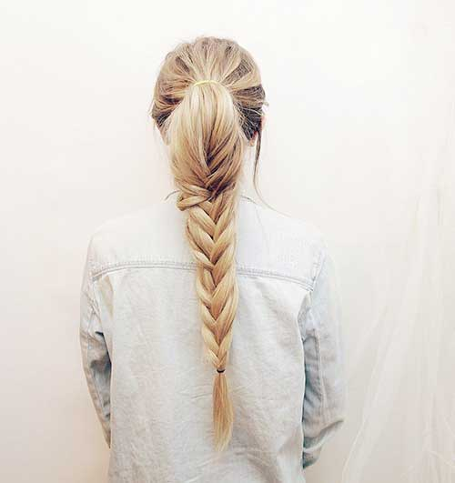 Fishtail Braids Hairstyles-7