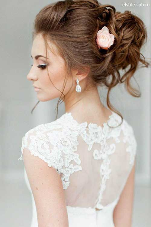 Wedding Hair Styles for Long Hair-7