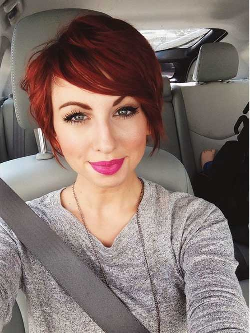 20 Long Pixie Haircut for Thick Hair | Hairstyles and Haircuts | Lovely-Hairstyles.COM