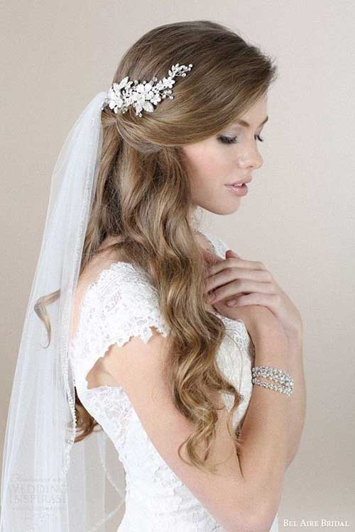 Wedding Hair Styles for Long Hair-8