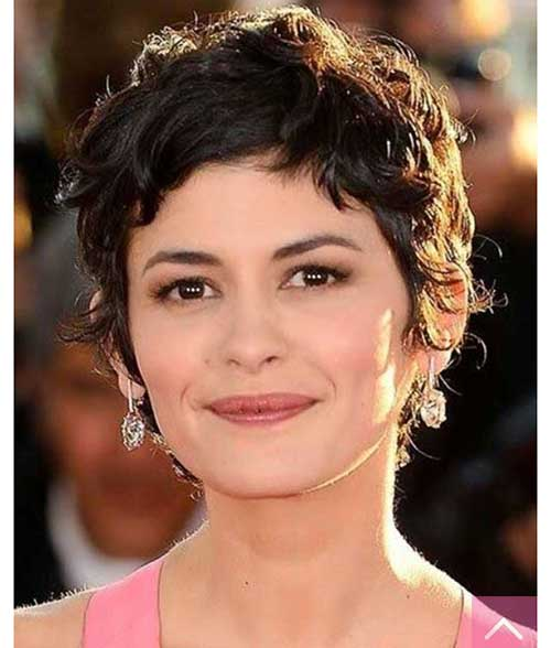 Long Pixie Haircut for Thick Hair-9