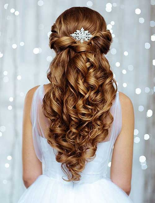 Wedding Hair Styles for Long Hair-9