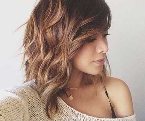 hair styles for wavey hair 20 best hairstyle for wavy hair hairstyles amp haircuts 6774