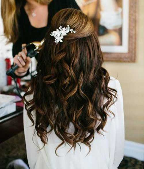 Hairstyles for Weddings Long Hair