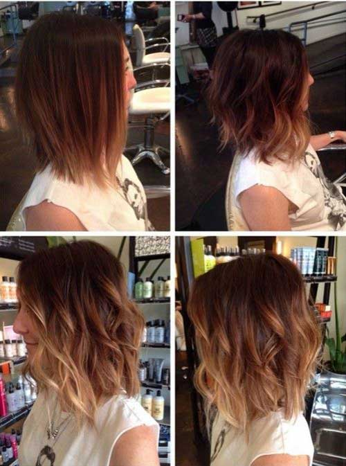 Hairstyles with Wavy Hair