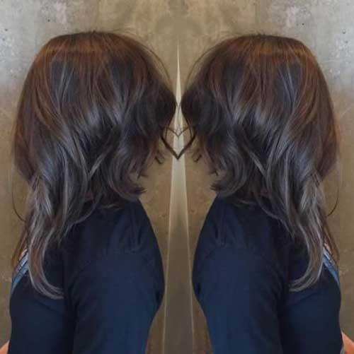 Trendy Long Haircuts 2016