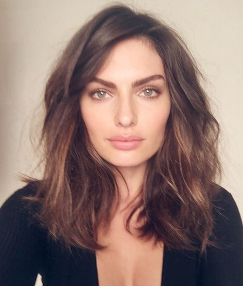 Mid Length Hairstyles-10
