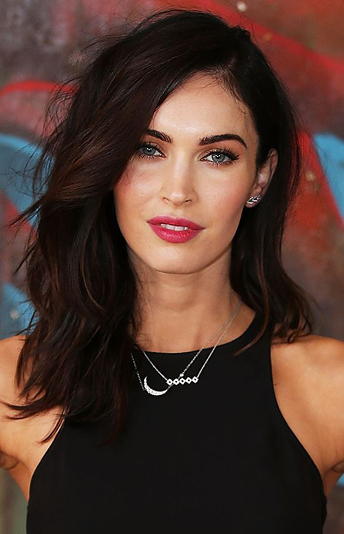 Mid Length Hairstyles-19