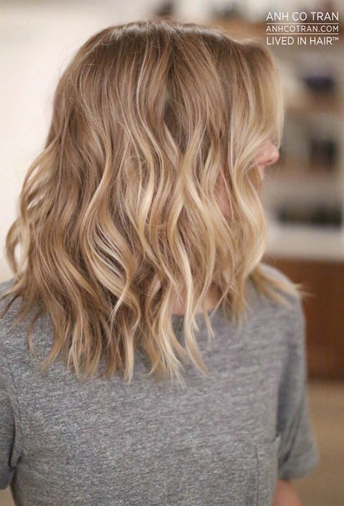 20 Latest Mid Length Hairstyles | Hairstyles and Haircuts ...