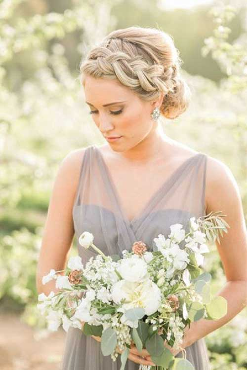 20 Gorgeous Wedding Hairstyles For Long Hair: 20 Hairstyles For Weddings Long Hair