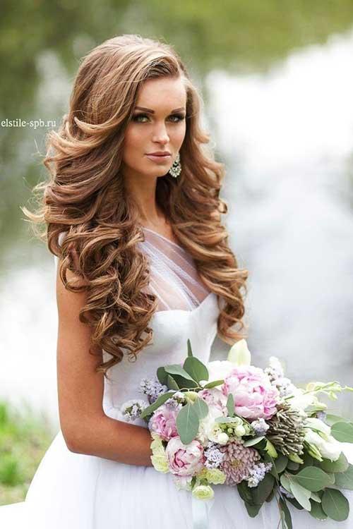 Hairstyles for Weddings Long Hair-12