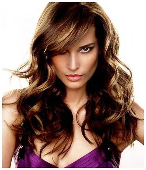 Hairstyles with Wavy Hair-14