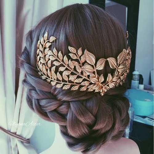 Hairstyles for Weddings Long Hair-20