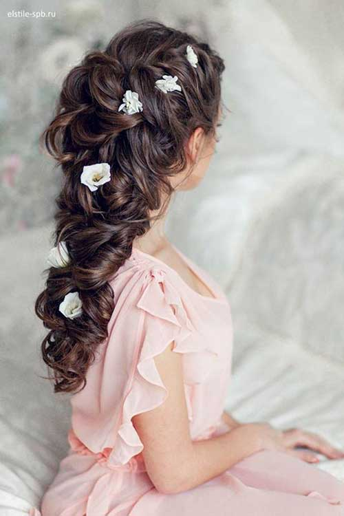 Hairstyles for Weddings Long Hair-7