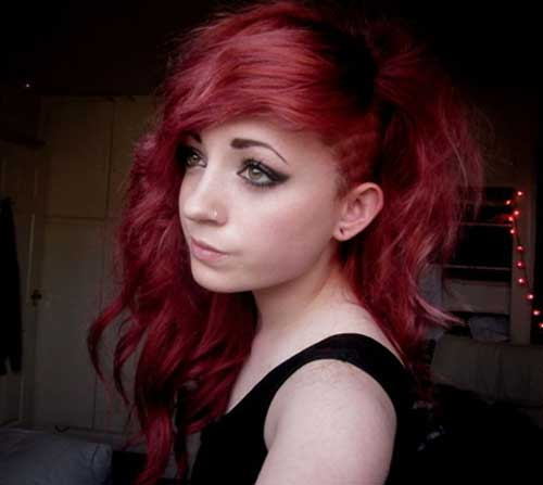 Punk Hairstyles Long Hair-9