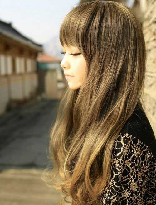 Asian Hairstyles for Women