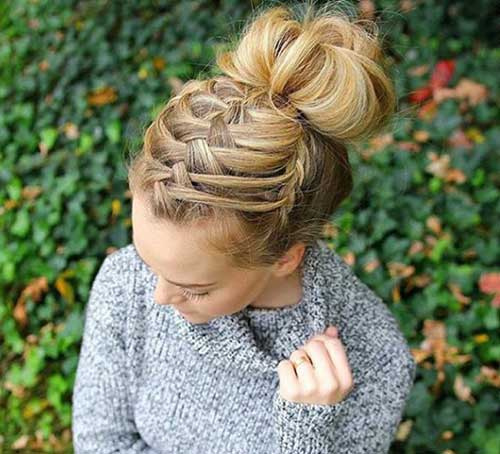 Braided Hairstyles for Women-13