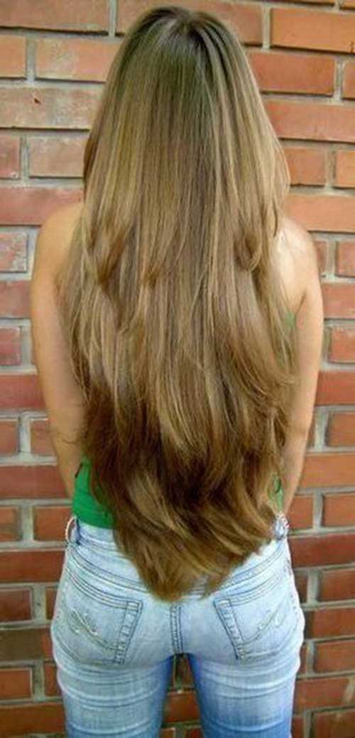 Long Layered Hairstyles-17
