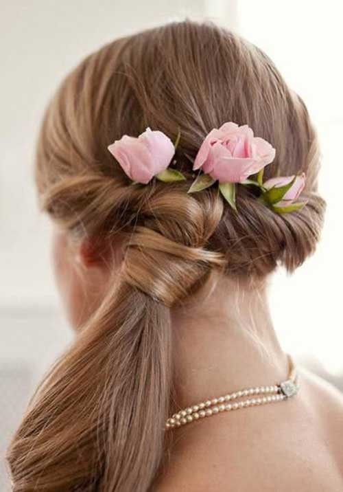 Bridal Updos for Long Hair-6
