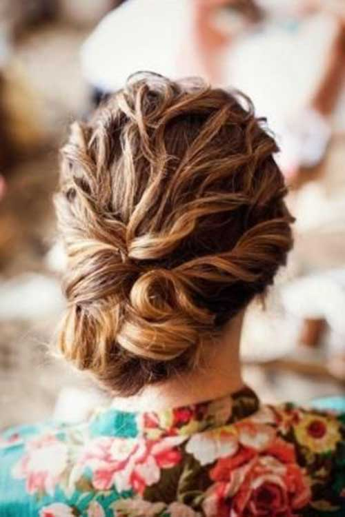 Bridal Updos for Long Hair-8