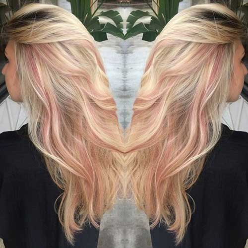 Hair Colour Ideas for Blondes