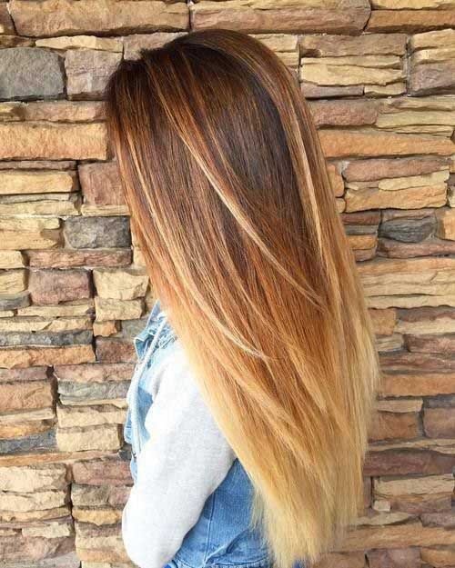 Long Hairstyles Blonde