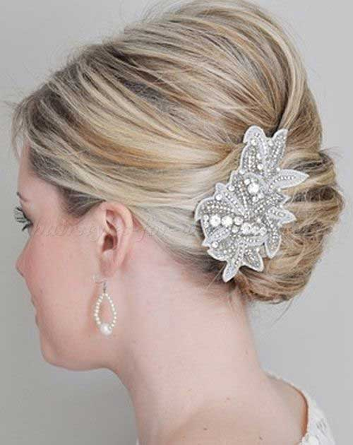 French Hair Bun-10