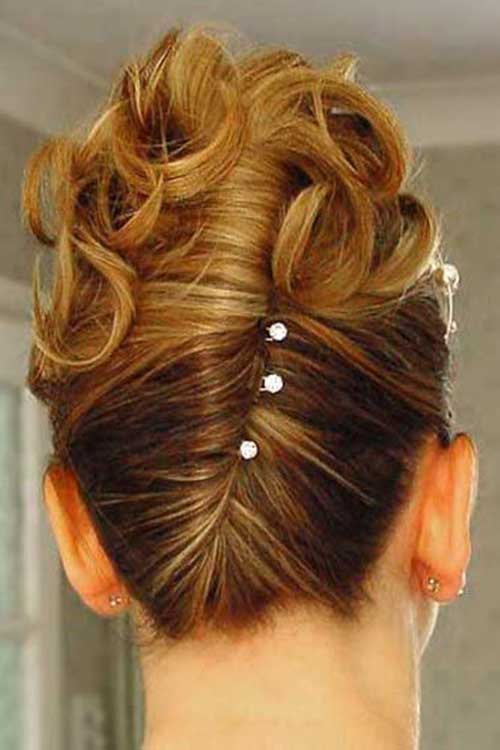French Hair Bun-12