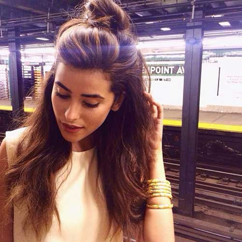 Easy Long Hair Styles-13