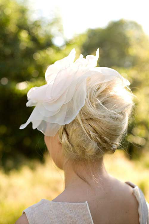 French Hair Bun-13