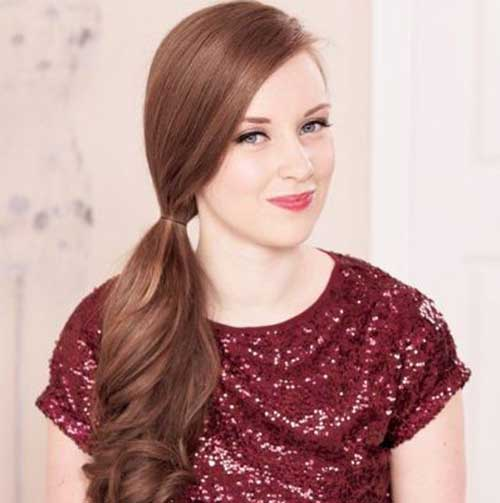 Hairstyle for Night Party-13