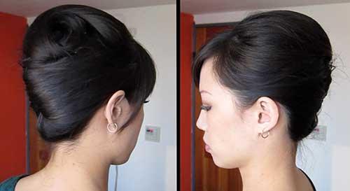 French Hair Bun-16
