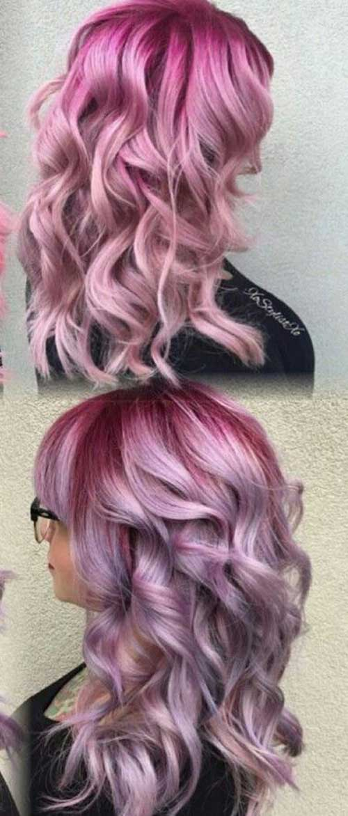 2016 Hair Color Trends Hairstyles And Haircuts Lovely