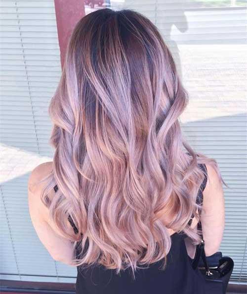2016 Hair Trends Color